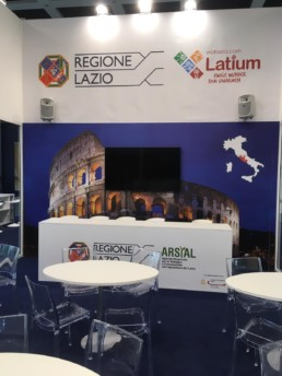 allestimento stand arsial fruit logistica